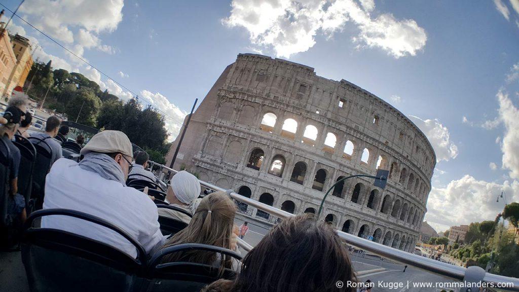 Stadtrundfahrt Hop On Hop Off Rom
