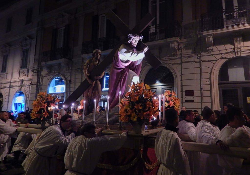 Via Cruci Kreuzweg Rom