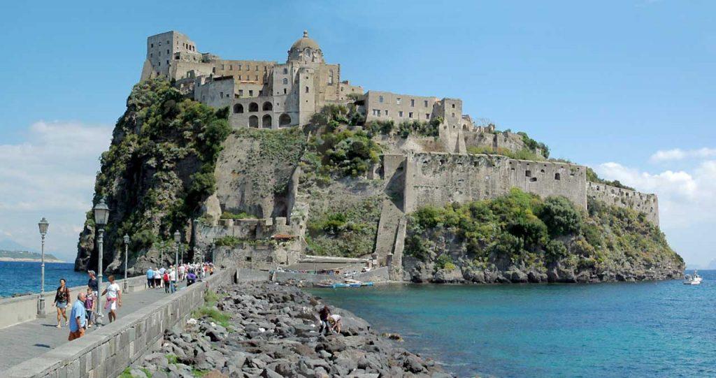 Castello Aragonese Sehenswürdigkeit Ischia
