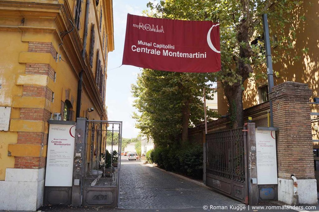 Centrale Montemartini Rom