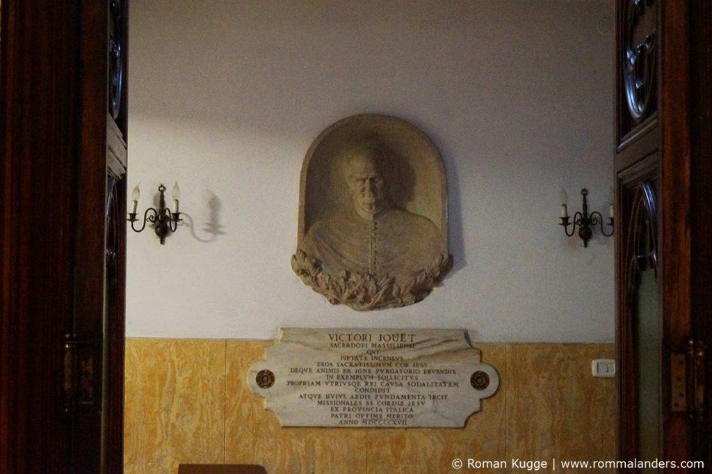 Fegefeuermuseum Rom Purgatorio