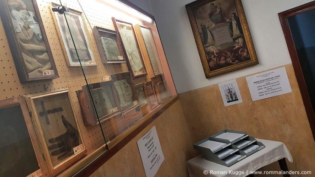 Fegefeuermuseum Rom