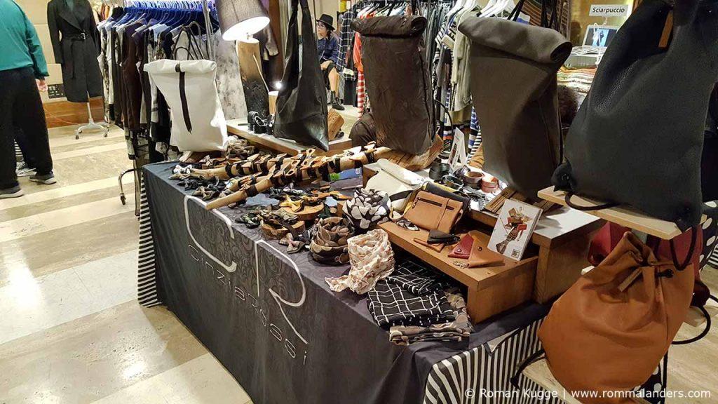 Flohmarkt Designermarkt Rom Mercato Monti