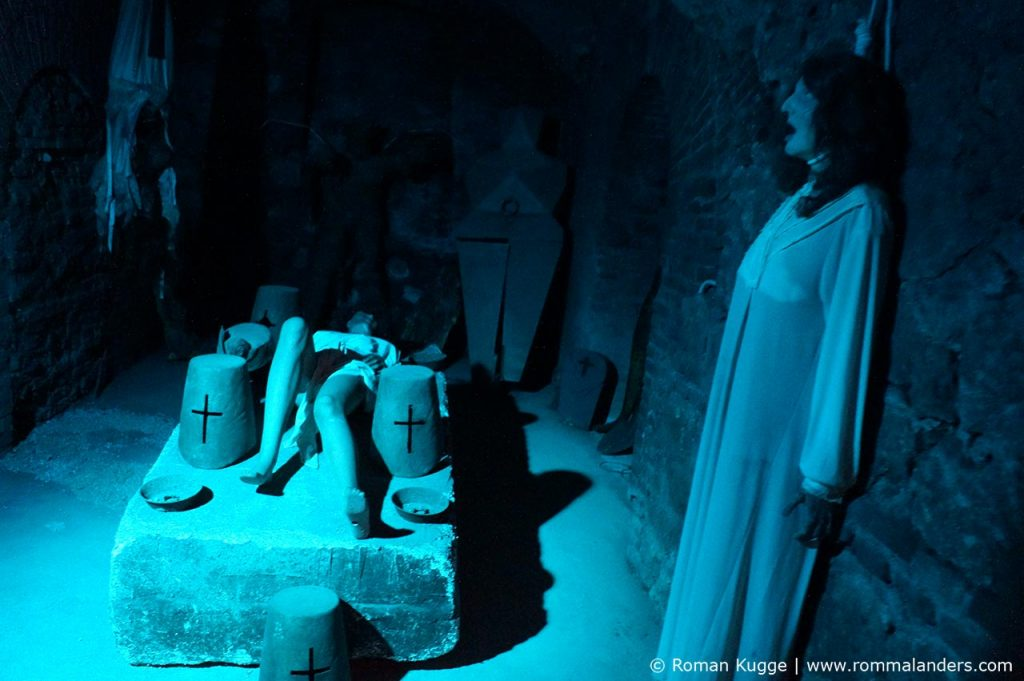 Horrormuseum Gruselkabinett Rom Profondo Rosso