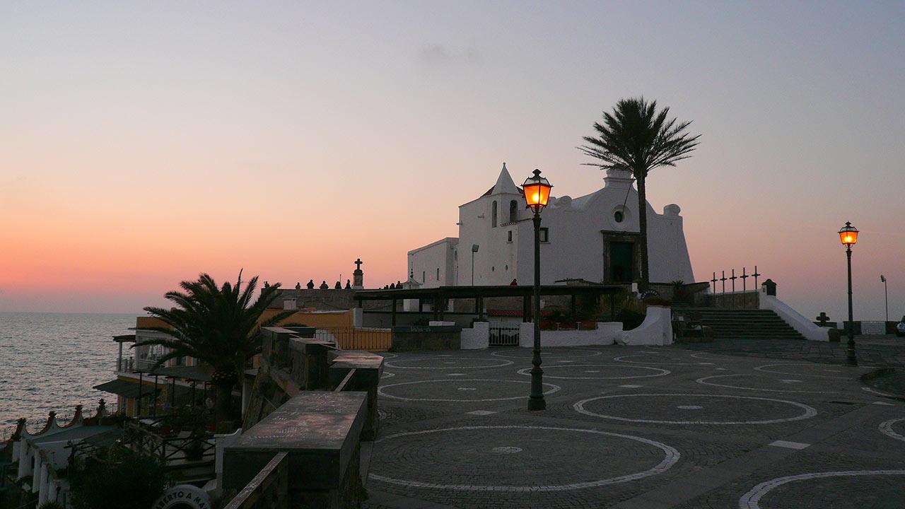Kirche Chiesa del Soccorso Ischia