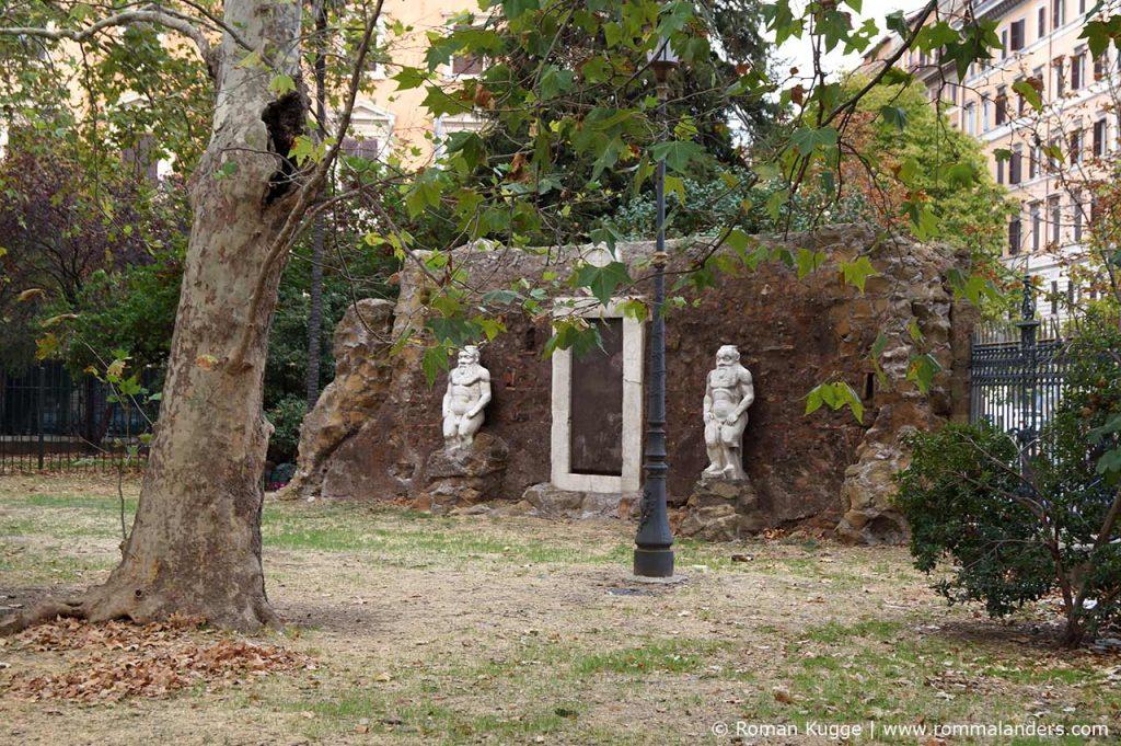Porta Magica Porta Alchemica Rom