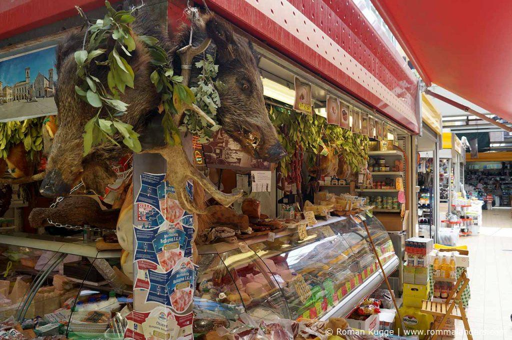Rom Markt Mercato Trionfale