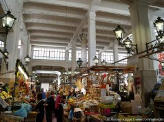 Rom Markt Mercato dell Unita