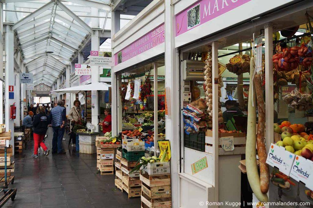 Rom Markt Nuovo Mercato di Testaccio