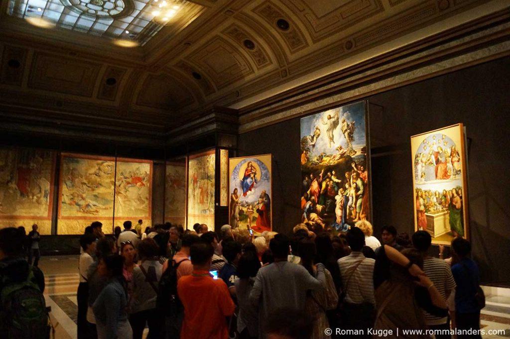 Vatikanische Museen Kunstwerke