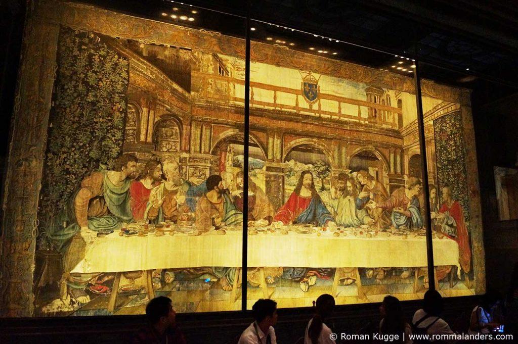 Vatikanische Museen Kunstwerke (2)