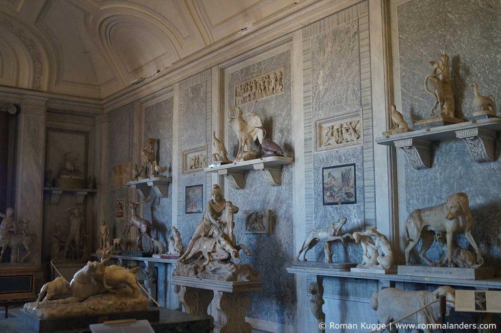Vatikanische Museen Kunstwerke (3)