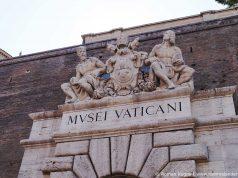 Vatikanische Museen Rom Eingang