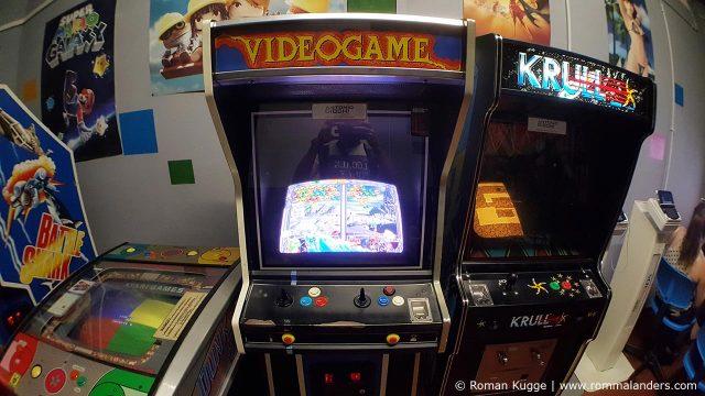 Videospielemuseum Rom Vigamus
