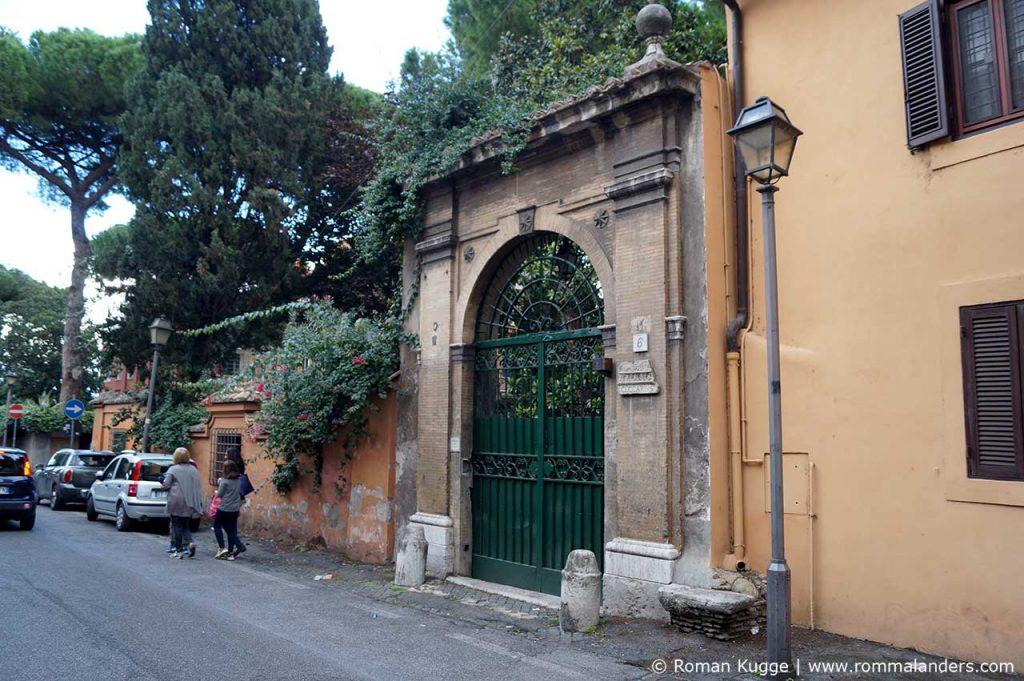 Aventin Hügel Rom