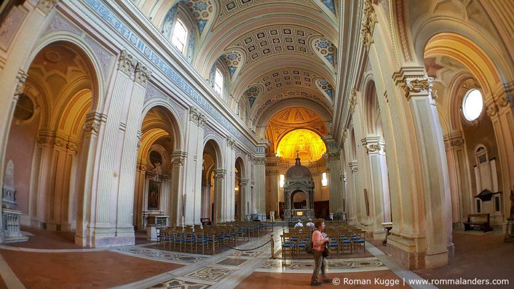 Aventin Kirche Basilika di Santa Sabina