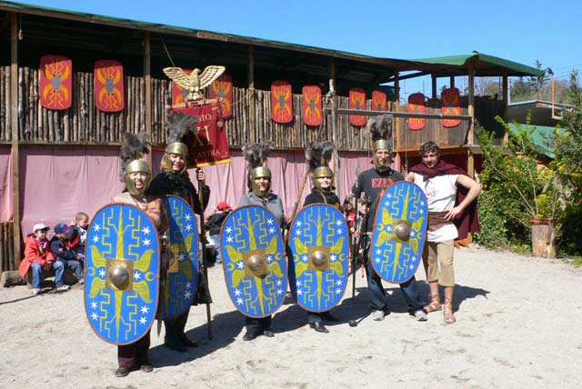 Gladiatorenschule Rom