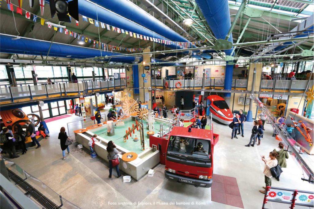 Kindermuseum Bambini Explora Rom
