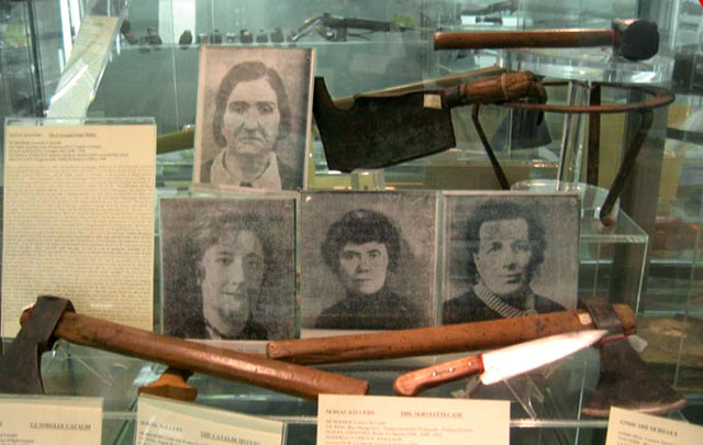 Museo Criminologico Kriminalmuseum Rom