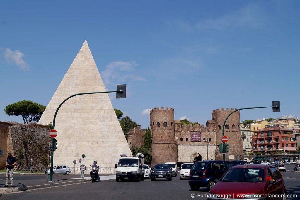 Pyramide von Rom