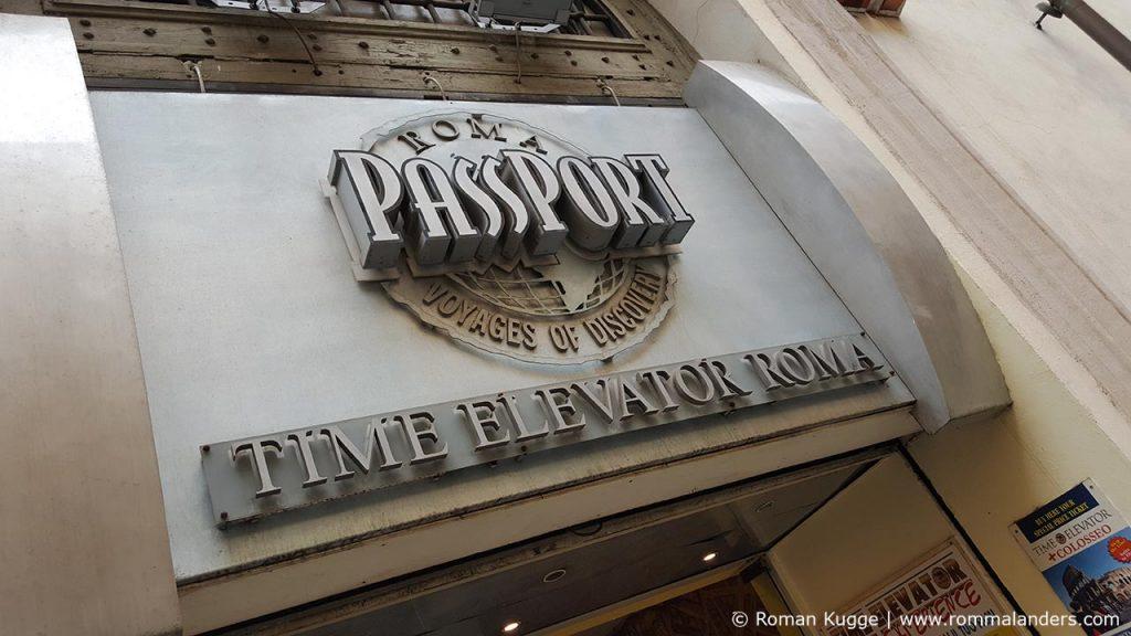 Time Elevator Rom