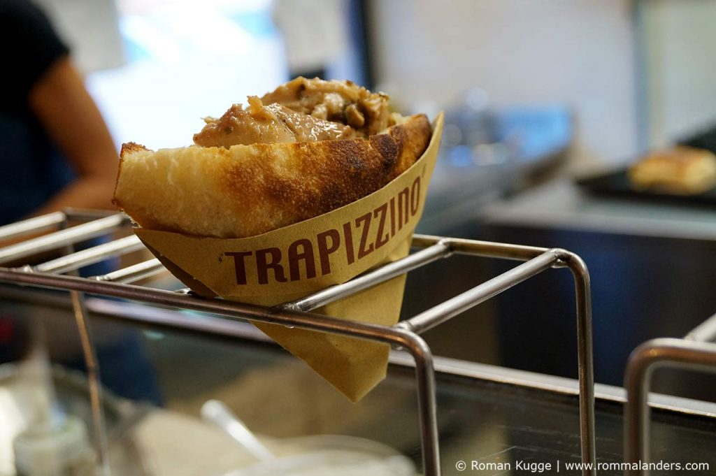 Trapizzino Rom Street Food