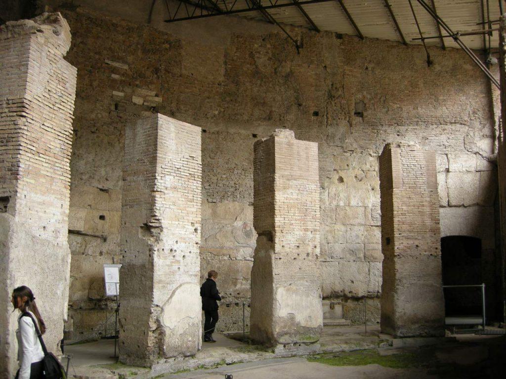 Krypta Balbi in Rom