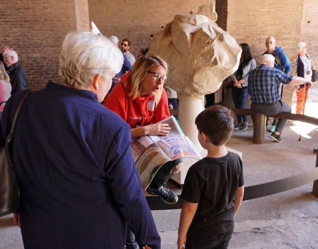 Familien und Kinder Stadtführung Rom