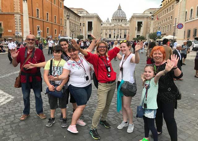 Kreuzfahrt Stadtführung Rom