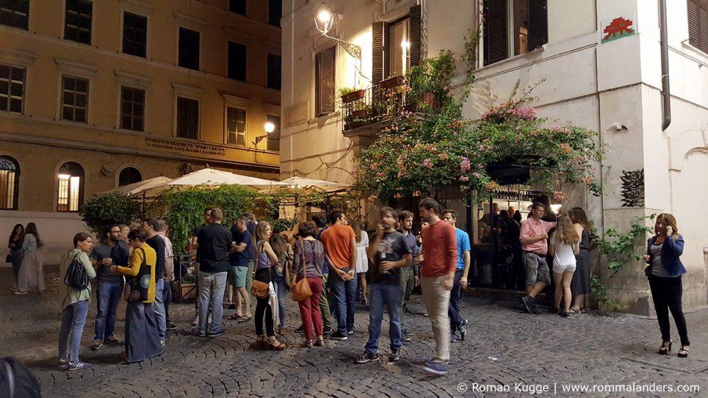 Piazza della Madonna dei Monti Rom