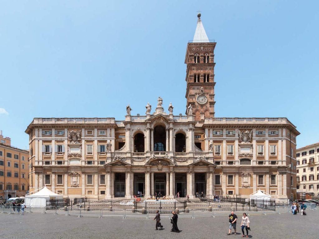 Santa Maria Maggiore Kirche Rom