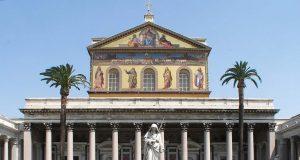 St. Paul vor den Mauern Rom Kirche
