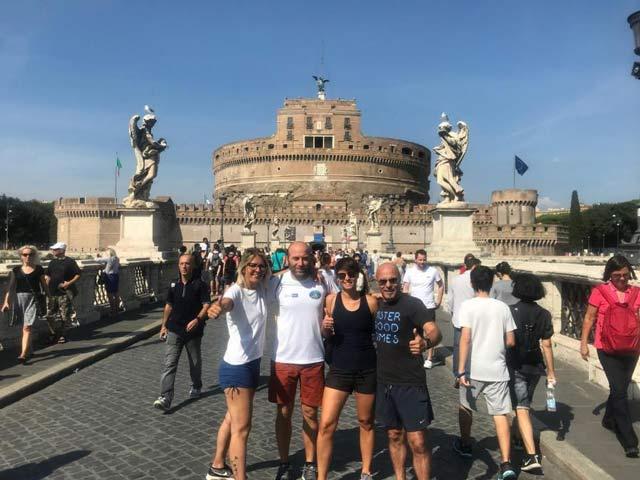 Stadtführung Jogging Tour Rom