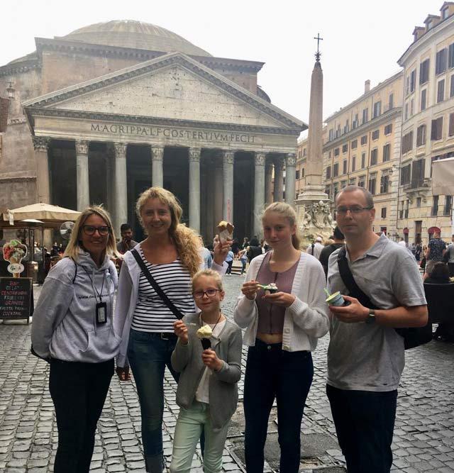 Stadtführung Rom Highlights
