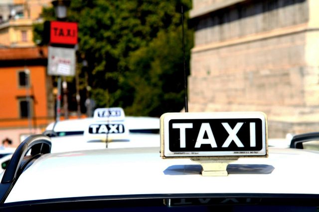 Taxis in Rom