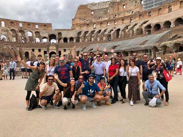 Stadtführung Rom Kolosseum mit Arena