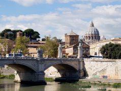 Brücke Rom Engelsburg Ponte Sant Angelo