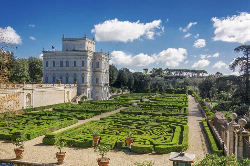 Park Villa Doria Pamphili Rom