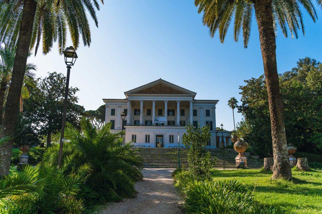 Park Villa Torlonia Rom