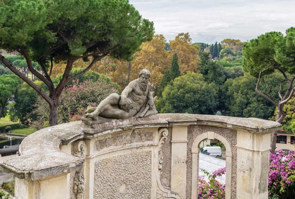 Villa Celimontana Rom